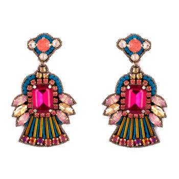 Orecchini stile boho-Jaipur