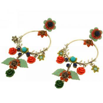orecchini romantici Flority Fair