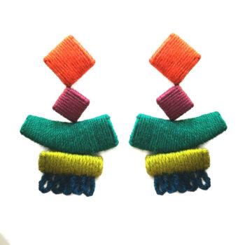 orecchini clips lunghi inverno 2020