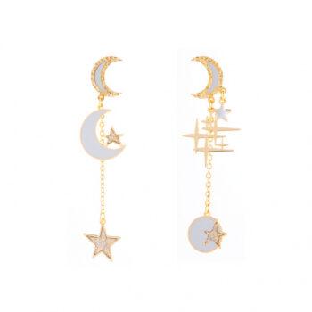 orecchini soggetti stellari
