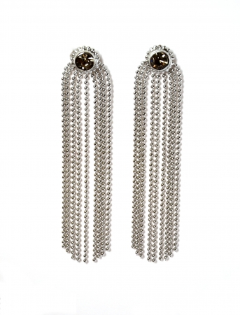 earrings-grey