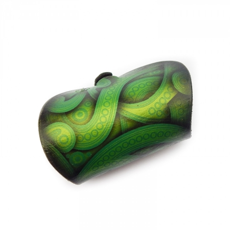 green-ribbon-bracciale