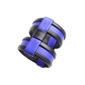 Bracciale-bangle in pelle-Cage