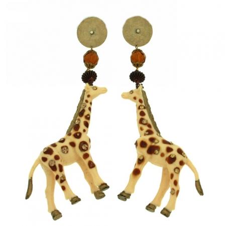 orecchini Safari
