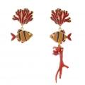 Orecchini Pesce Tigre