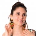 orecchini clips tapestry Orangerie